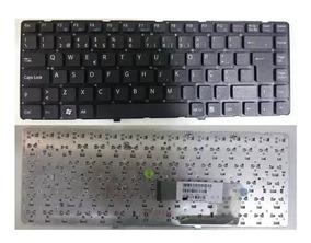 Teclado Notebook Sony Vaio Vgn-nw Vgn Nw Preto Com Ç