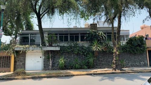 Renta Casa De Dos Niveles En Coyoacan