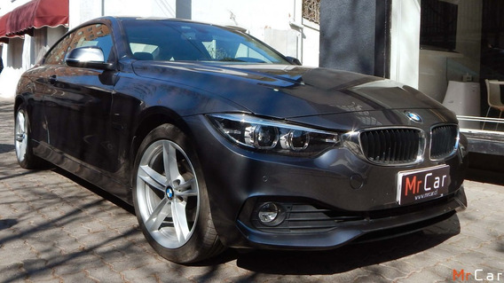 Bmw 420 Coupe 2018