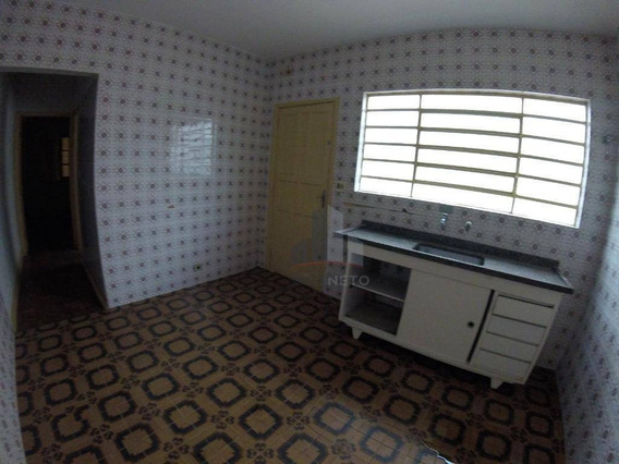 Casa Com 2 Dormitórios Para Alugar, 88 M² Por R$ 1.343/mês - Parque São Vicente - Mauá/sp - Ca0141