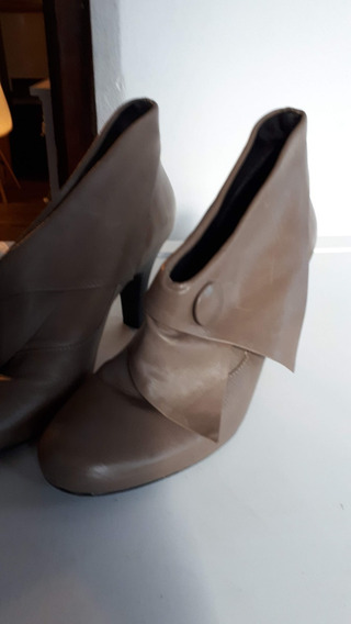Zapatos American Pie - Gris - Talle 37