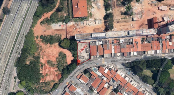 Terreno Para Alugar, 310 M² Por R$ 4.000,00 - Vila Leopoldina - São Paulo/sp - Te0692