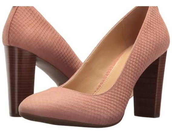 Hermosos Zapatos Michael Kors Mira Flex Pump En Piel Salmon