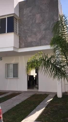 Casa En Renta, Condominio Punta Sta Mónica, Calle La Paz 204, Ags, Rcr 341122