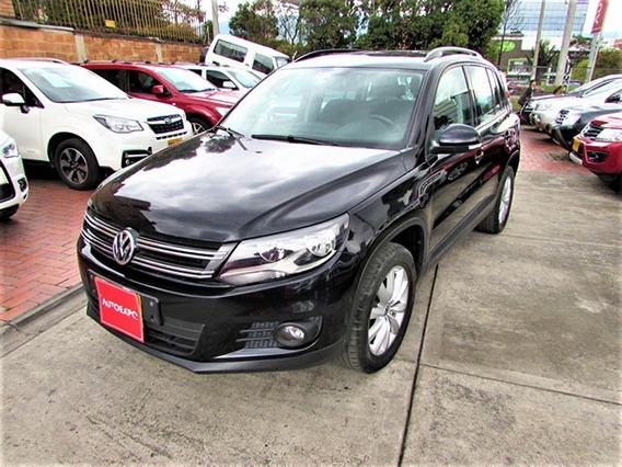 Volkswagen Tiguan Trend & Fun 4 Motion Aut 2 Gasolina 4x4