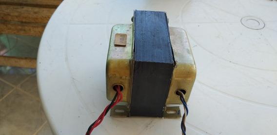 Transformador Wattsom Amplificador Cygnus Advance Unic