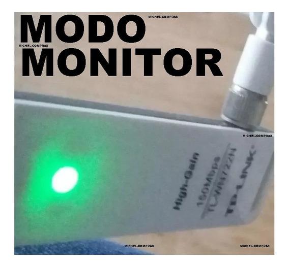 Antena Tl-wn722n V1 Kali Linux Atheros Monitor Mode Tp-link