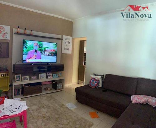 Casa Com 2 Dormitórios À Venda, 115 M² Por R$ 280.000,00 - Jardim Morada Do Sol - Indaiatuba/sp - Ca1855