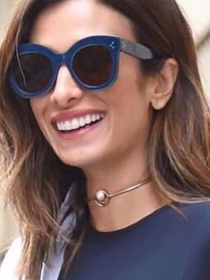 Óculos Celine Kim Azul Original