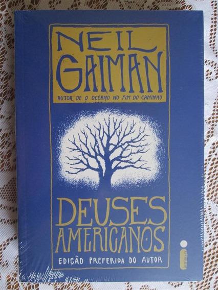 Neil Gaiman - Deuses Americanos