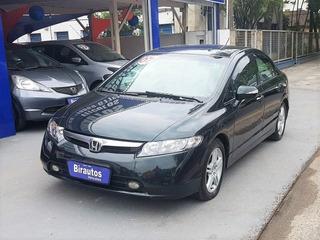 Honda Civic Exs 1.8 16v Flex, Parcelas De 899, Dsj8886