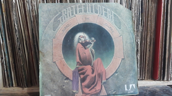 Lp The Grateful Dead / Blues For Allah / 1975