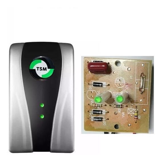 Ahorrador Energia Ahorrador De Luz Tsm 25kw Con Capacitor