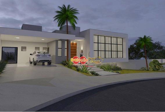 Casa - Condomínio Reserva Santa Rosa - Ca3619