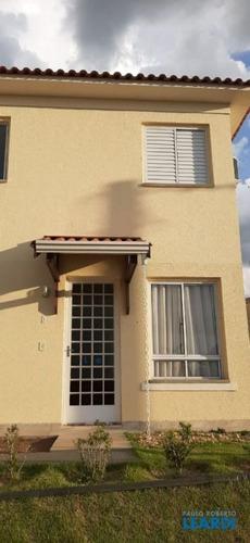Casa Em Condomínio - Vossoroca - Sp - 626154
