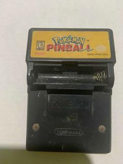 Juego Pokemon Pinball Game Boy Color