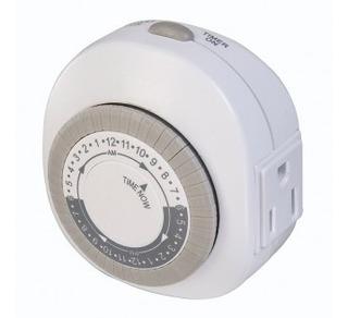 Timer Temporizador Enchufable 110v
