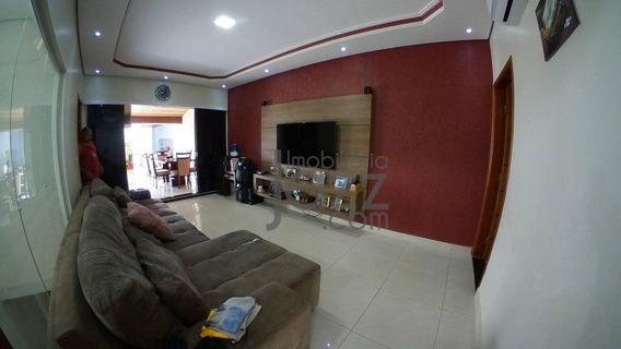 Magnífica Casa Com 3 Dormitórios À Venda, 162 M² Por R$ 450.000 - Parque São Miguel - Hortolândia/sp - Ca5694