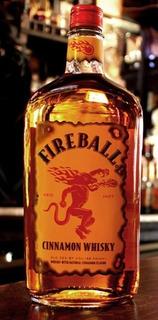 Whisky Fireball Canela 1 Litro La Plata Envio Gratis Al Pais