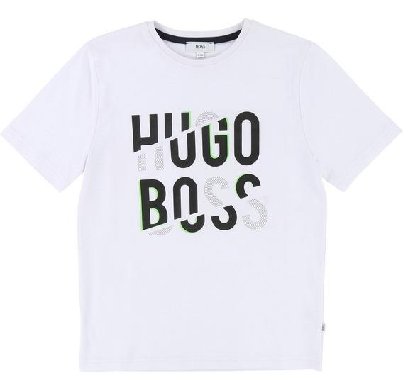 Hugo Boss Playera Para Niño