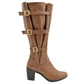 d0e2a6a09b Bota Cano Longo Ajustavel Na Panturrilha - Sapatos com o Melhores ...