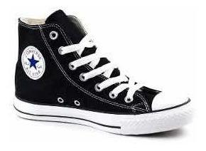 Botitas Converse All Star Color Negras 100% Originales!!