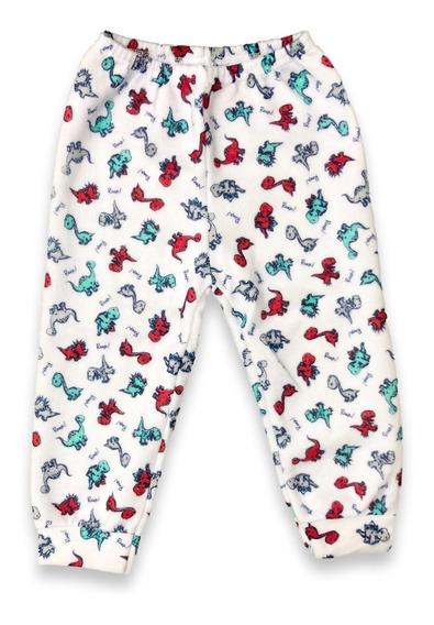 Calça Soft Infantil Menino 1a3 Anos De Frio Quente Inverno