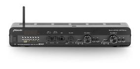 Amplificador Frahm Slim 2700 Optical 160w Grátis Cabo Óptico