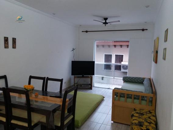 Apartamento Para Alugar No Bairro Enseada Em Guarujá - Sp. - En535-3