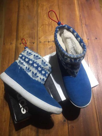 Zapatillas Botitas Adiddas Attitude Winter Mid W