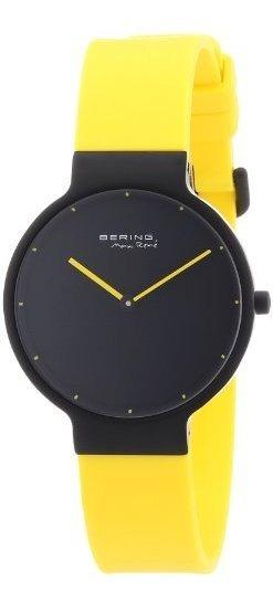 Bering Time 12631-827 Classic Collection Reloj Con Correa De