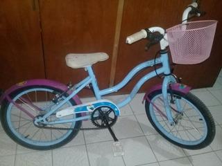 Bicicleta De Frozen R16 Excelente Estado
