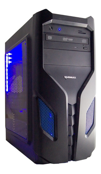 Cpu Gamer Intel/ Core I5/ 8gb/ 1tb/ Gtx1650 / Wifi/ Led Gab.