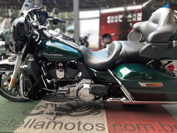 Harley Davidson Electra Glide Ultra Limited 2015