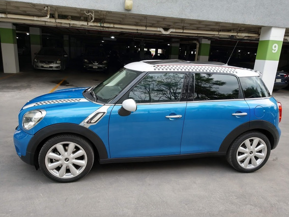 Mini Cooper Countryman S 2012 En Perfecto Estado