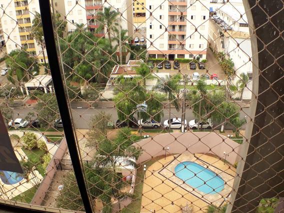 Apartamento Para Locação No Mansões Santo Antonio Em Campinas - Ap09979 - 67650864
