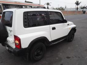 Ssangyong Korando 4x4 2.3 Turbo Diesel 2001