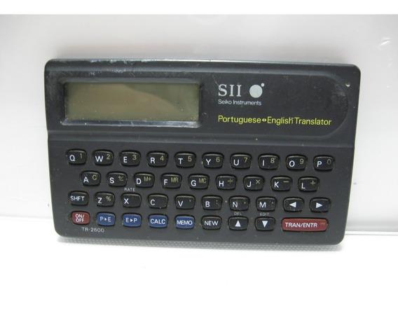 Calculadora Seiko Tr-2600