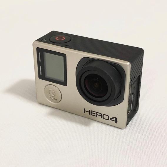 Gopro Hero4 Com Dome Bateria E Carregadores. Kit Completo