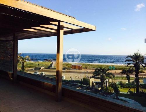 Manantiales Con Vista Al Mar.