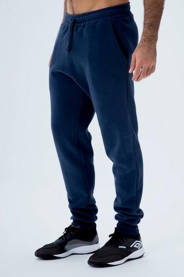 Pantalon Umbro Classic Aw Azul Marino Hombre