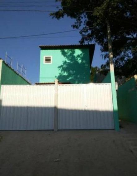 Casa Em Boa Vista, São Gonçalo/rj De 55m² 2 Quartos À Venda Por R$ 135.000,00 - Ca382514
