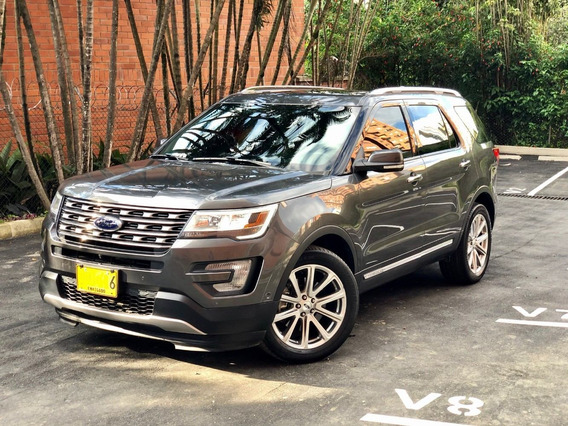 Ford Explorer 2016 Full Equipo - Limited Awd