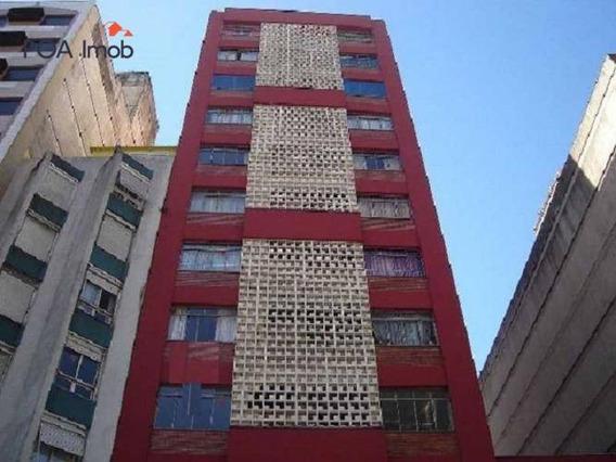 Apartamento Residencial À Venda, Centro, Porto Alegre. - Ap0260