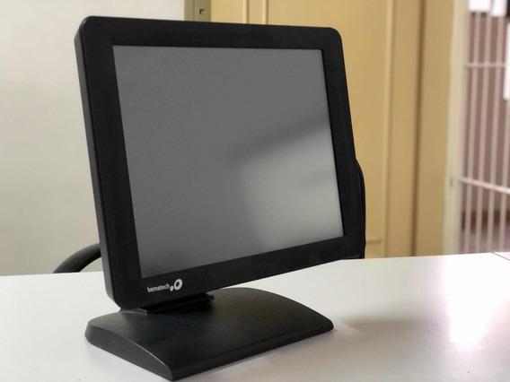 Monitor Bematech Touch Screen Pdv Mod: Bt15xx - Romulo
