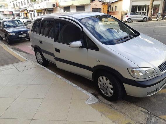 Chevrolet Zafira 2.0 16v 5p 2001