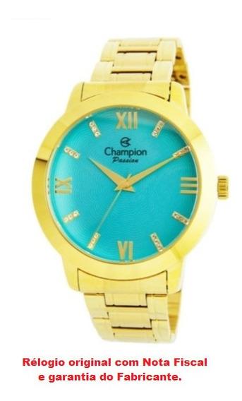 Relógio De Pulso Feminino Champion Cn29169y