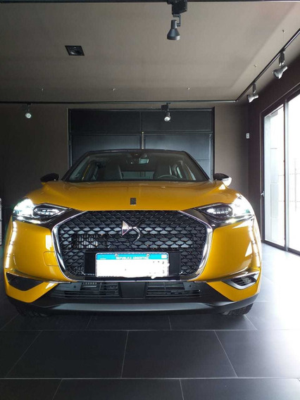 Ds3 Crossback Grand Chic 1.2 Puretech At8 $3.100.000 Ultima!