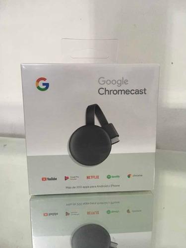Chromecast Tercera Generación