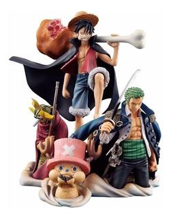 One Piece Estatua Desktop Real Mccoy ( Original) Megahouse